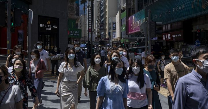 Yes please!  China expects new COVID outbreak to worsen in coming days - El Financiero
